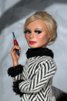 Lady Penelope fur coat The Abominable Snowman