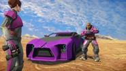 Spoiler Rally Raid 1