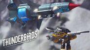 International Rescue Team Up Against Gravity Thunderbirds Are Go Clip