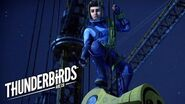 Virgil's High Altitude Low Power Rescue Thunderbirds Are Go Clip