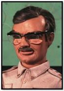 International Space Control Commander