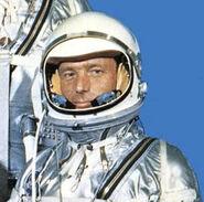 Scott Tracy was named after Mercury 7 Astronaut Scott Carpenter