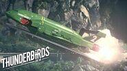 Thunderbird 2 Launch Sequence Thunderbirds Are Go Clip
