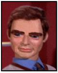 Man in light grey suit