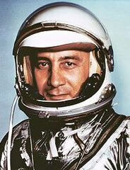Virgil Tracy was named after Mercury 7 Astronaut Virgil Gus Grissom