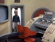 Thunderbird 3 Cockpit