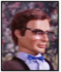 Man with blue bow tie(Fireflash)