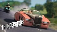 Lady Penelope And Parker Have Company Thunderbirds Are Go Clip