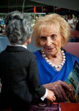 Sylvia talks to Parker
