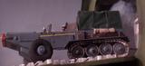 Brains Field Mission Half-truck
