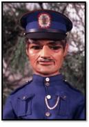 Allington Police Officer