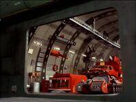 Fire Truck In Pod 1