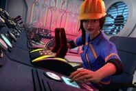 Power Play - Dam operator