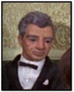 Man in dinner suit