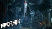 Thunderbird 1 Launch Sequence Thunderbirds Are Go Clip