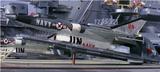 U.N Fighter Jet