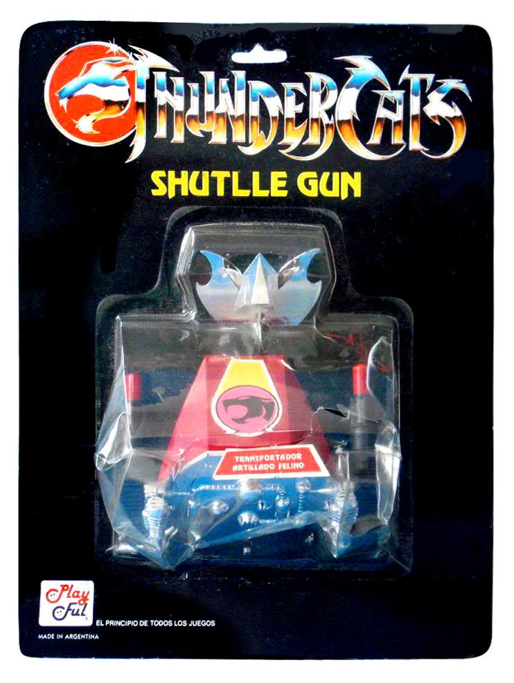 Playful Toyline: Good Shuttle Gun