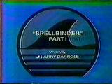 The Spellbinder (episode)