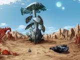 Caracara Tree