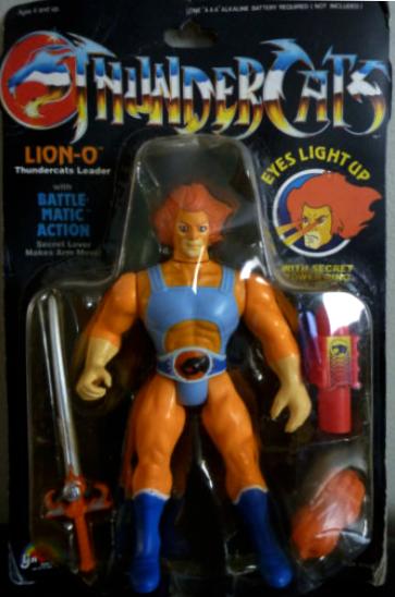 LJN Toyline: Lion-O