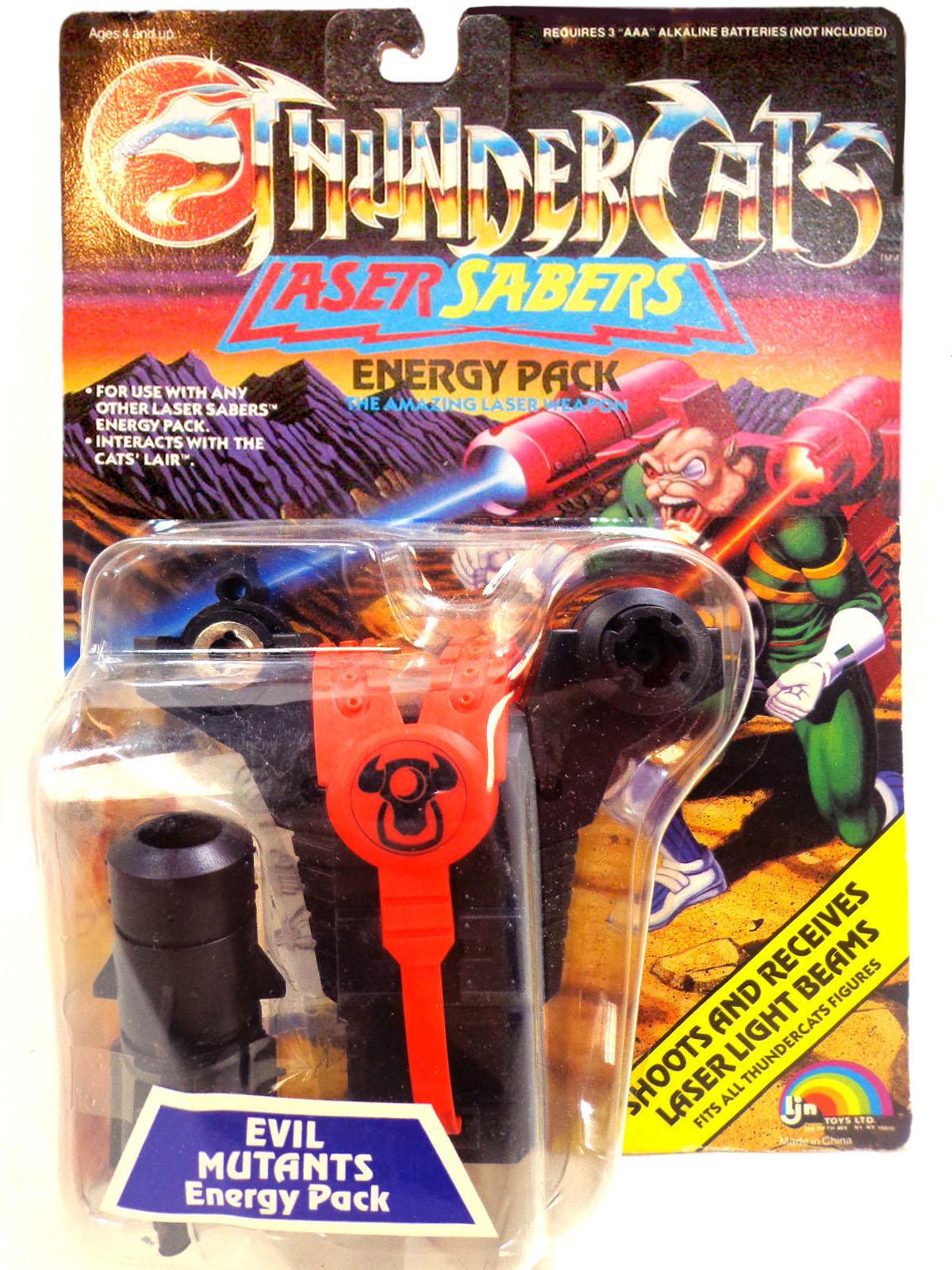 LJN Toyline: Black Laser Saber
