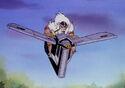 SkyCutterFromThunderCats1985SeriesEpisodeTheSpaceshipBeneathTheSandsSc03