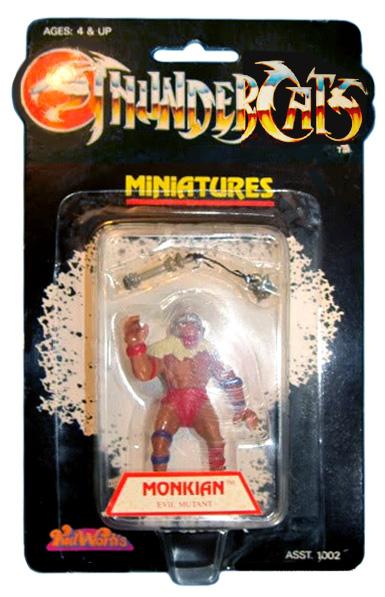 Kidworks Toyline: Monkian