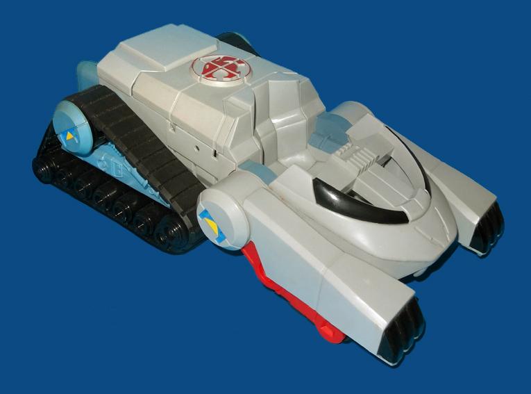 Playful Toyline: Thundertank