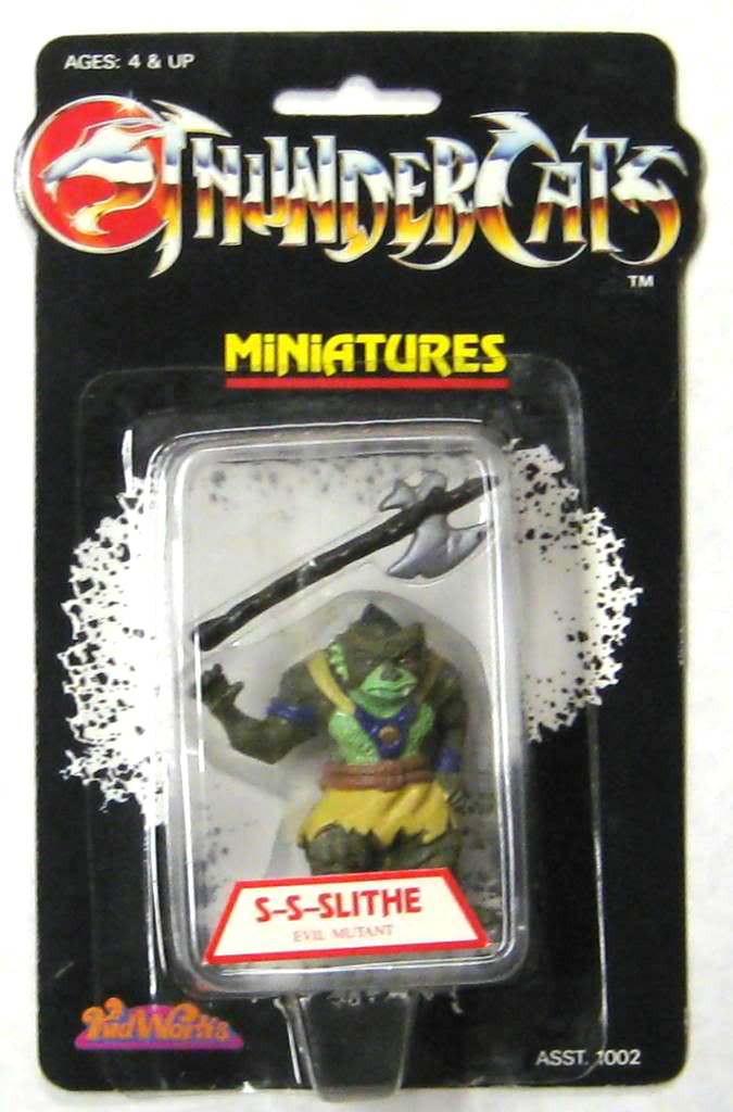 Kidworks Toyline: S-S-Slithe
