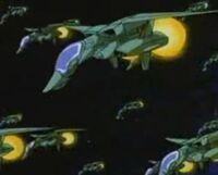 Mutant spaceship