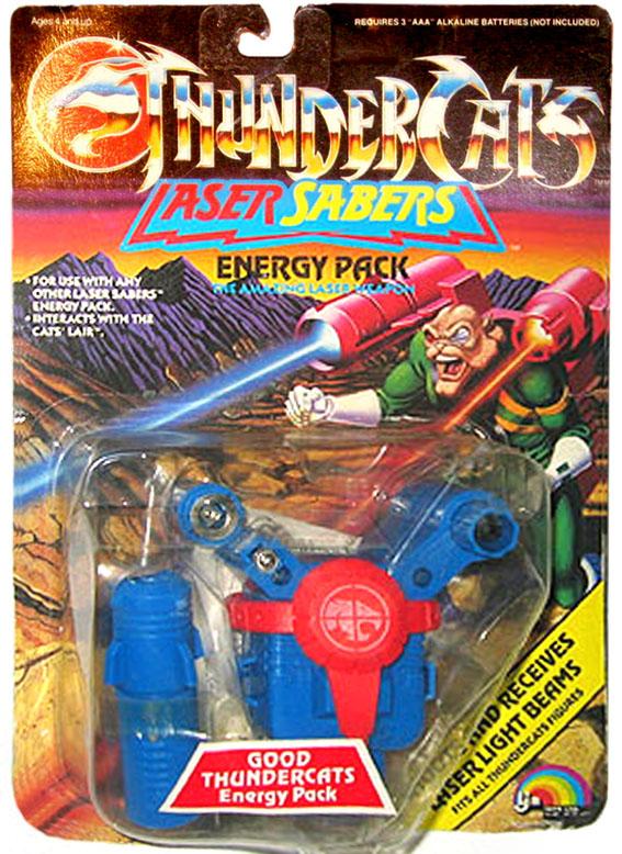 LJN Toyline: Blue Laser Saber