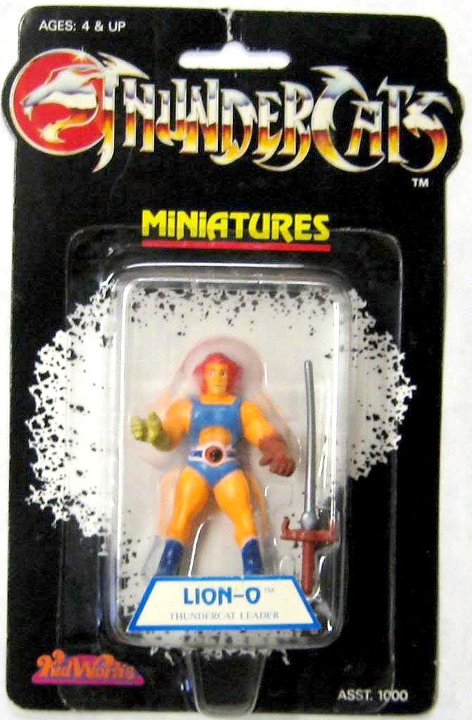 Kidworks Toyline: Lion-O