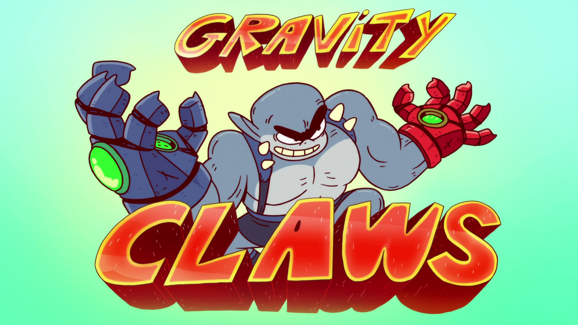 Gravity Claws