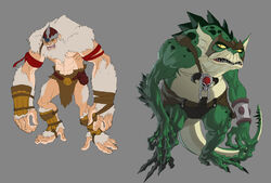 Thundercats concept art by dingo107-d4qivsa