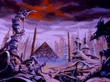 Black Pyramid (second on New Thundera)