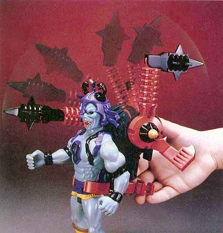 LJN Toyline: Purple Mumm-Ra
