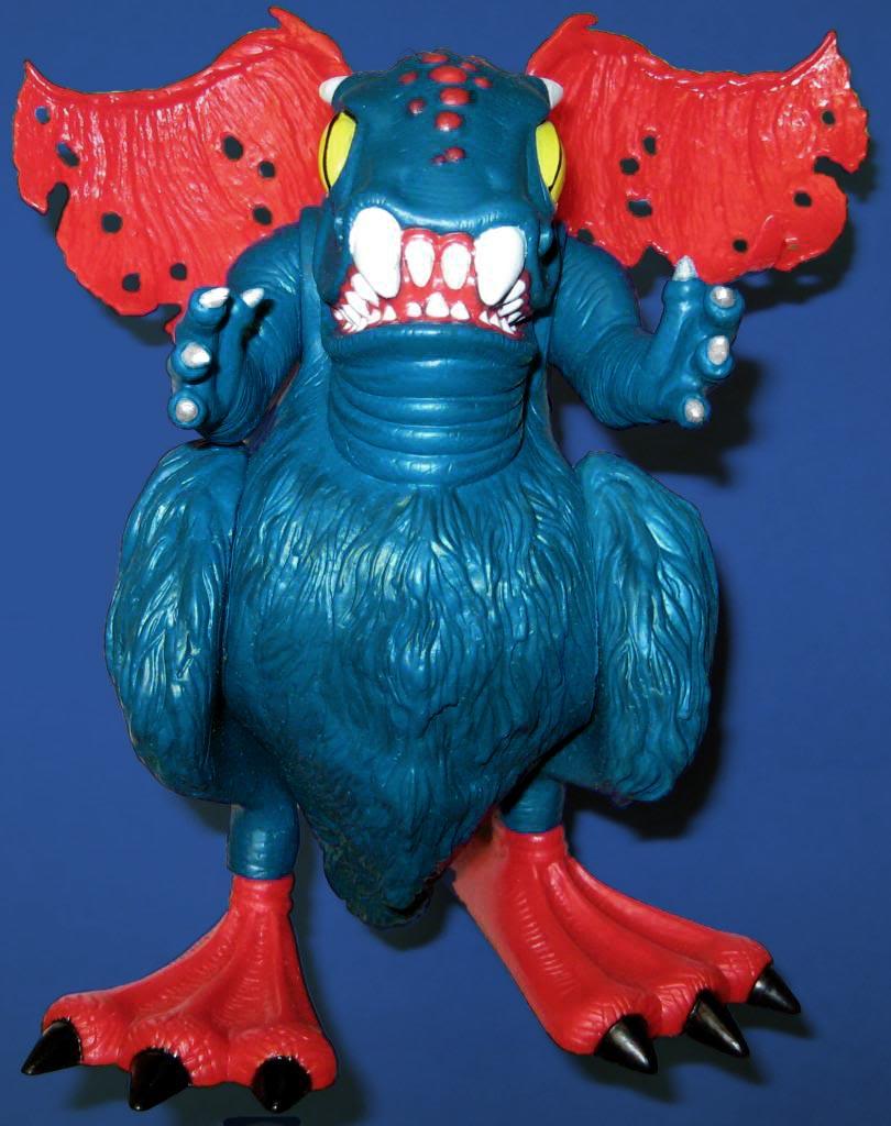 Playful Toyline: Astral Moat Monster