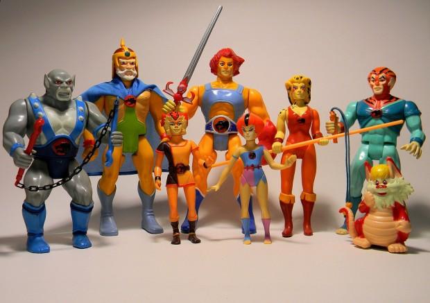 ThunderCats Toylines