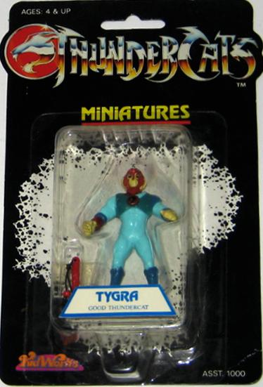 Kidworks Toyline: Tygra