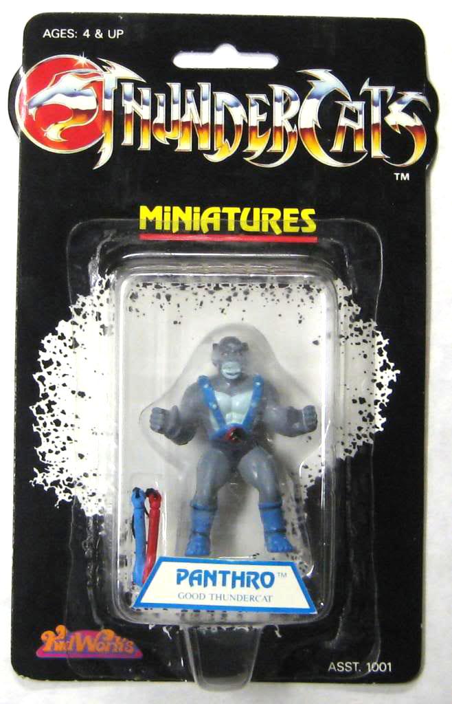 Kidworks Toyline: Panthro