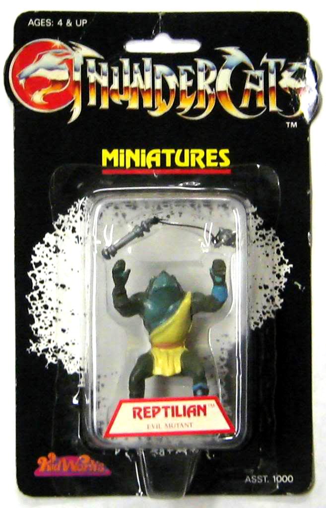 Kidworks Toyline: Reptilian