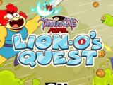 ThunderCats Roar: Lion-O's Quest (Browser Video Game)