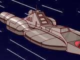 Royal Flag Ship (ThunderCats Roar)