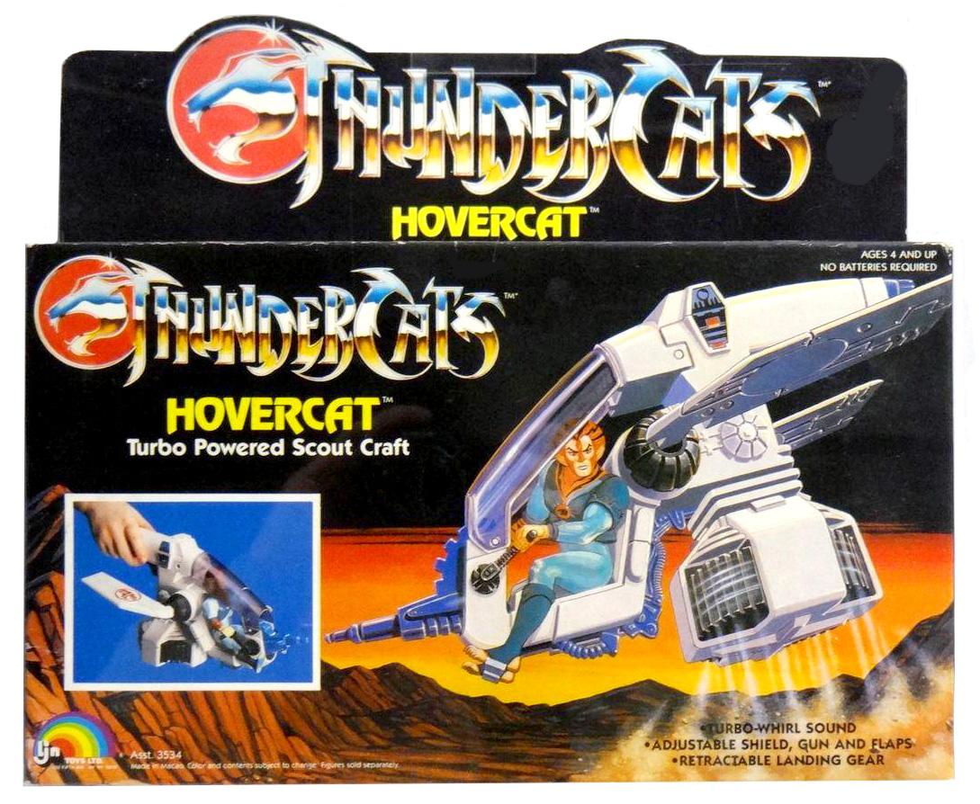 LJN Toyline: Hovercat