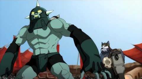 Meg2541/Thundercats Episode 19 The Pit Preview