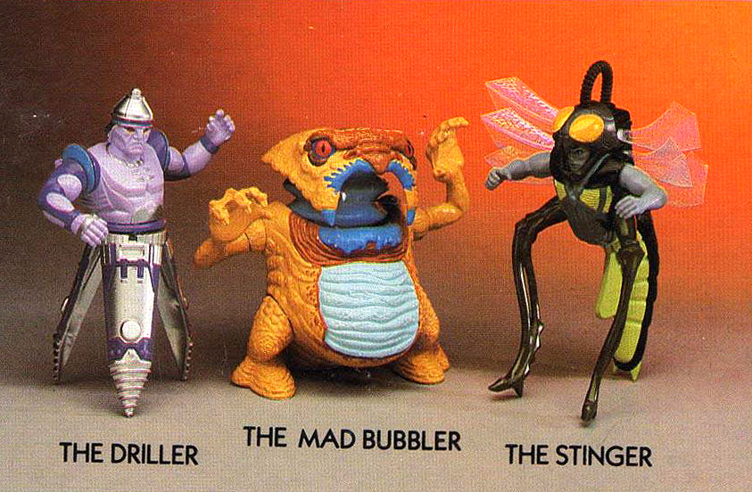 LJN Toyline: The Stinger