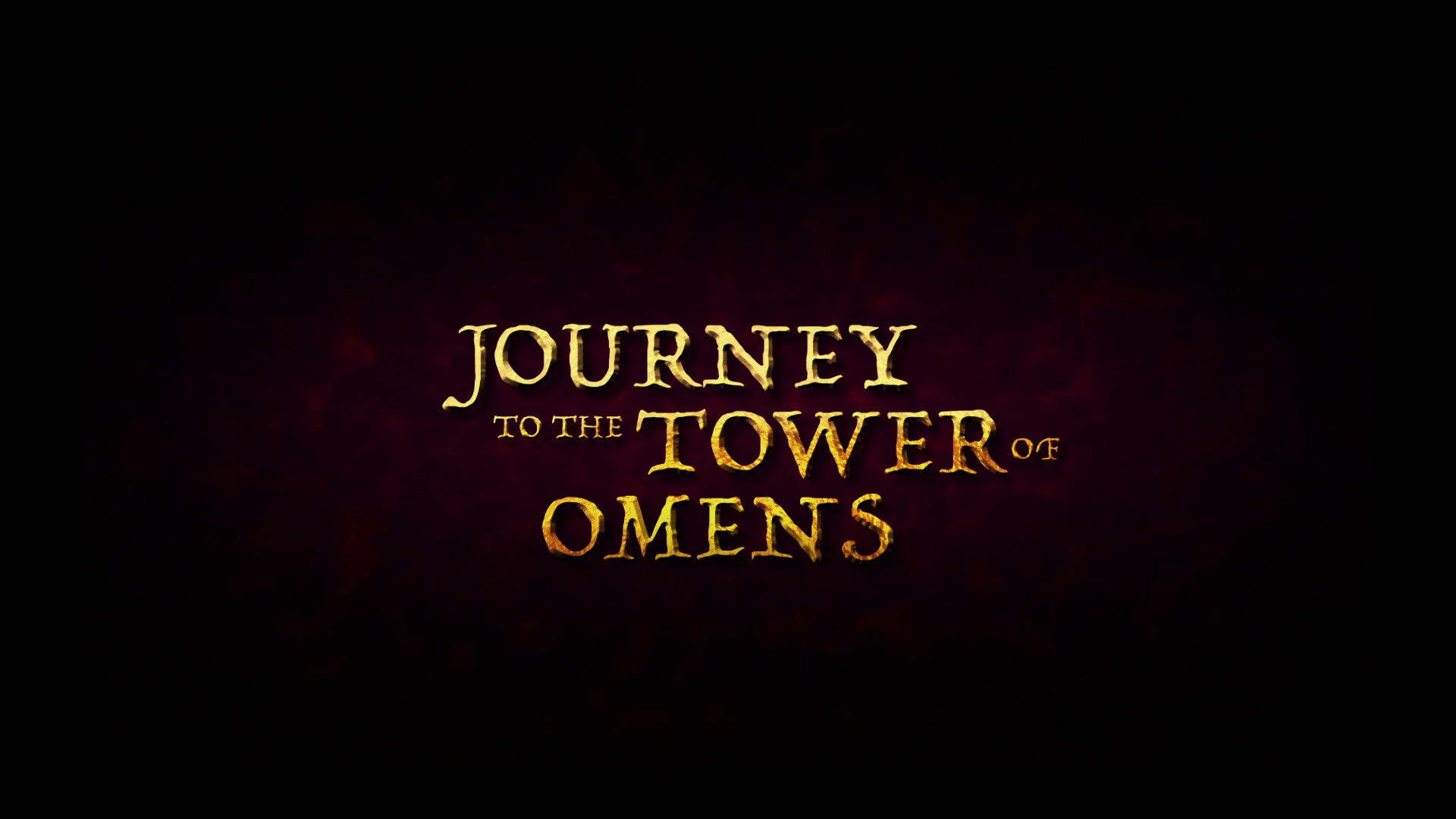 Journey to the Tower of Omens
