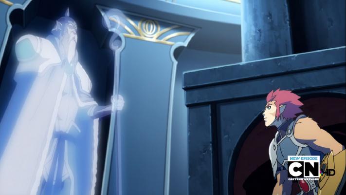 Trials of Lion-O, Part 1