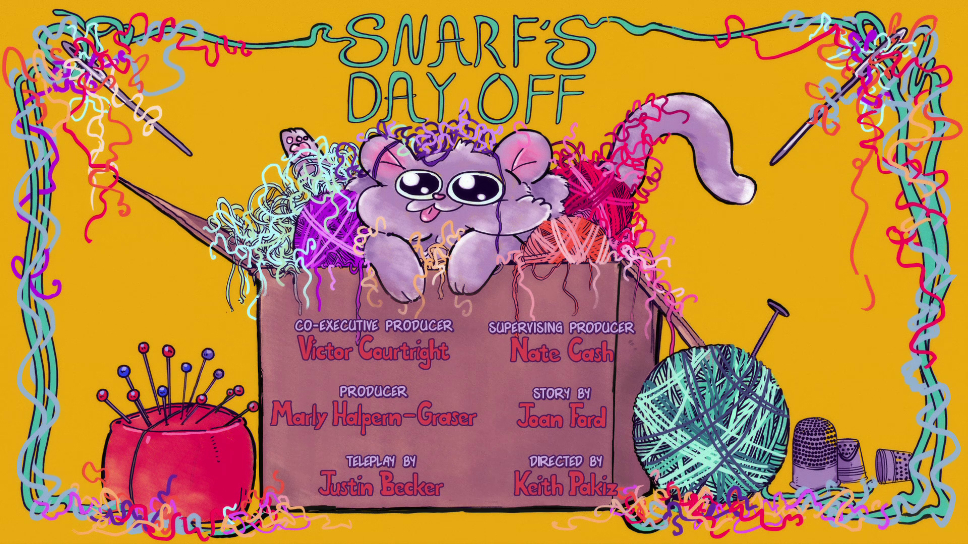 Snarf's Day Off