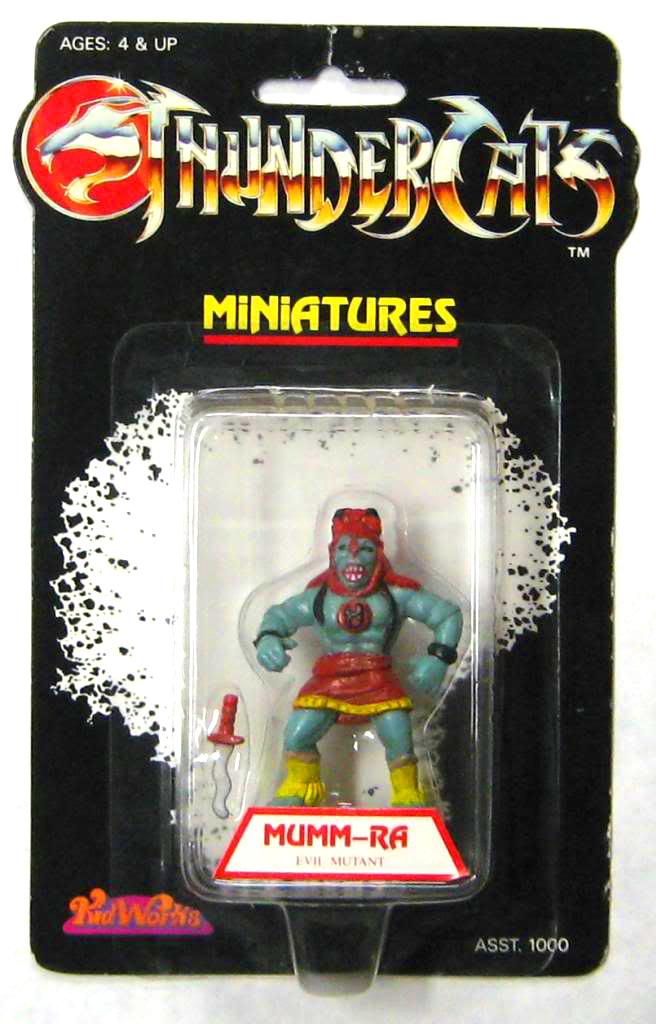 Kidworks Toyline: Mumm-Ra